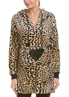 Betsey Johnson Royal Plush Tunic