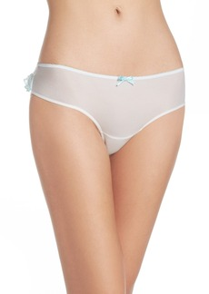 Betsey Johnson Ruffle Panties