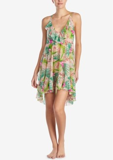 Betsey Johnson Ruffled Nightgown