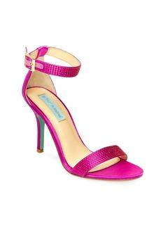 Betsey Johnson Shilo Heeled Sandals