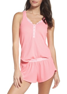 Betsey Johnson Short Pajamas