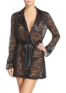Betsey Johnson Short Robe