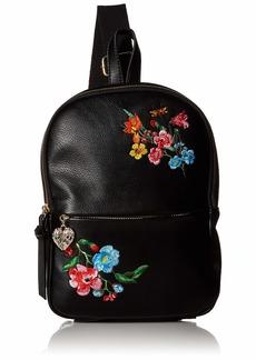 Betsey Johnson Sling Shot Backpack