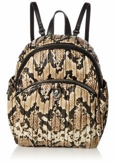 Betsey Johnson Slithering Skull Backpack