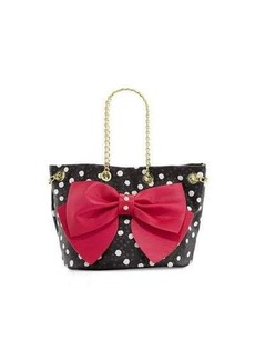 Betsey Johnson Still Hopelessly Romantic Bucket Bag