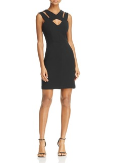 Betsey Johnson Strappy Cutout Dress