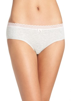 Betsey Johnson Stretch Cotton Hipster Panties (3 for $33)