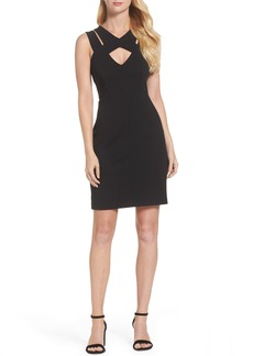 Betsey Johnson Stretch Sheath Dress