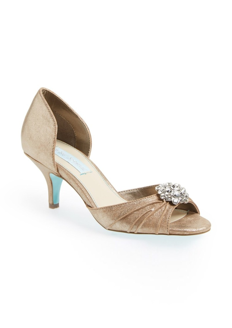 Betsey Johnson 'Stun' Sandal (Women)