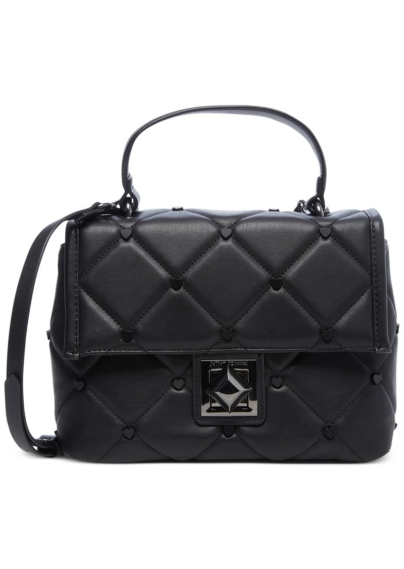 Betsey Johnson Super Puff Quilted Crossbody