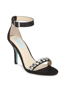 Betsey Johnson Sury Ankle-Strap Sandals
