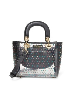 Betsey Johnson Take Me To The Prom Top Handle Bag