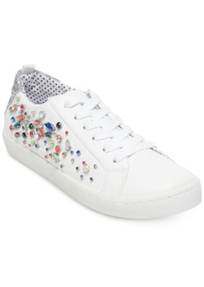 Betsey Johnson Tippie Embellished Sneakers Women's Shoes