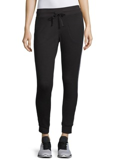 Betsey Johnson Track Tape Sweatpants