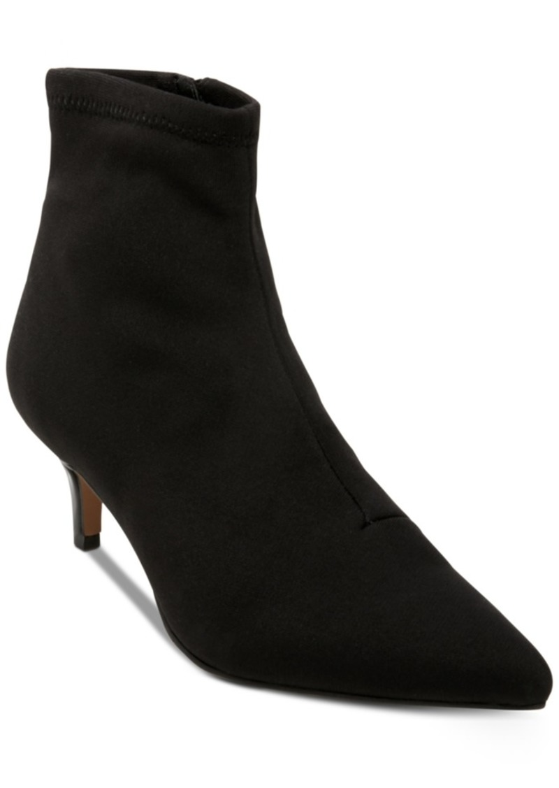 Betsey Johnson Verona Kitten-Heel Booties Women's Shoes