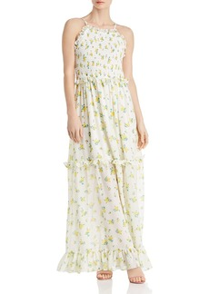 Betsey Johnson Vintage Marigold Maxi Dress