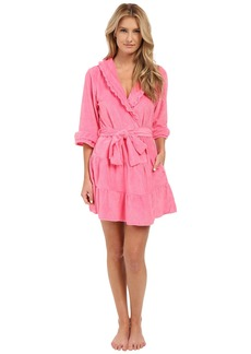 Betsey Johnson Vintage Terry Robe