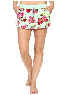 Betsey Johnson Vintage Terry Shorts