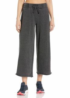 Betsey Johnson Women's 7/8 Wide Leg Pant