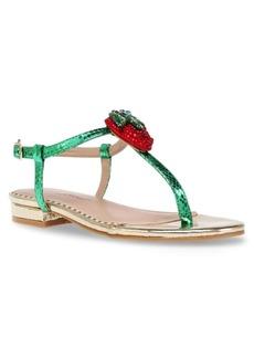 Betsey Johnson Women's Birdie Casual Sandals Women's Shoes