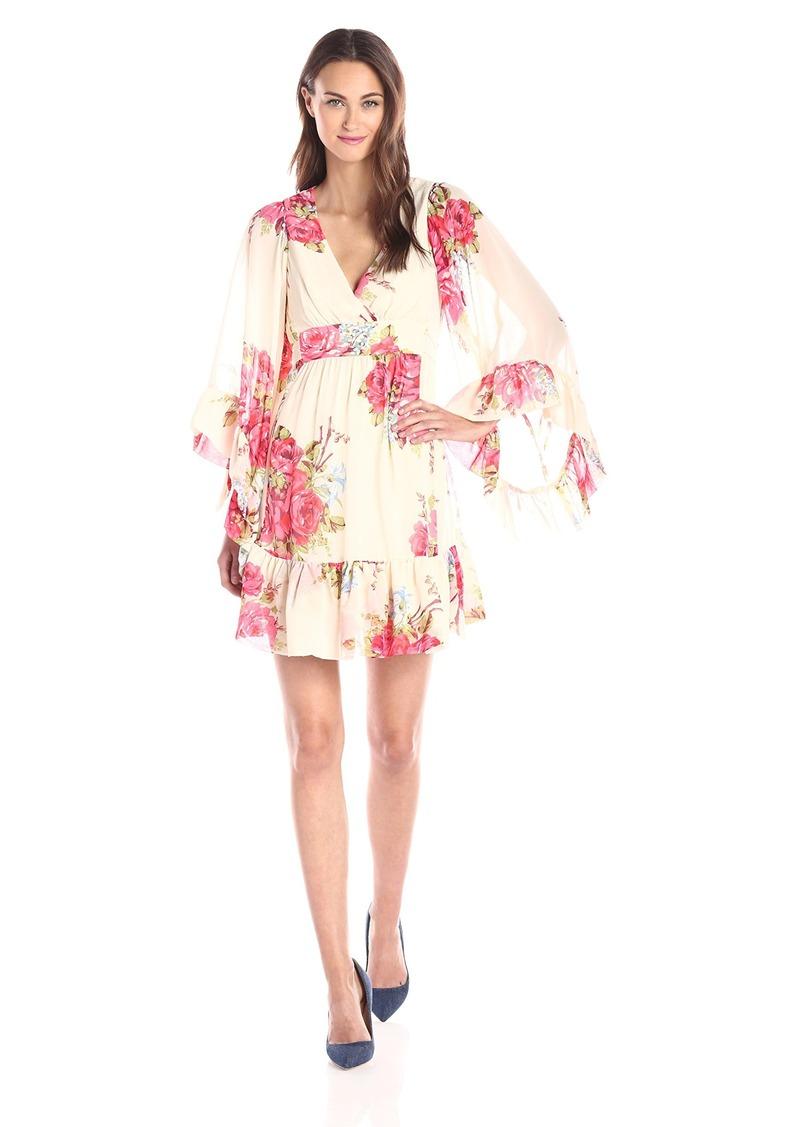 Betsey Johnson Women's Boho Dress