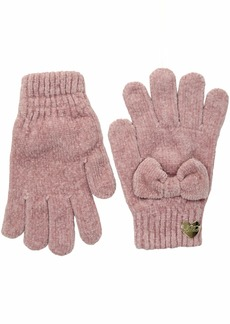 Betsey Johnson Women's Bownanza Glove  ONE SIZE