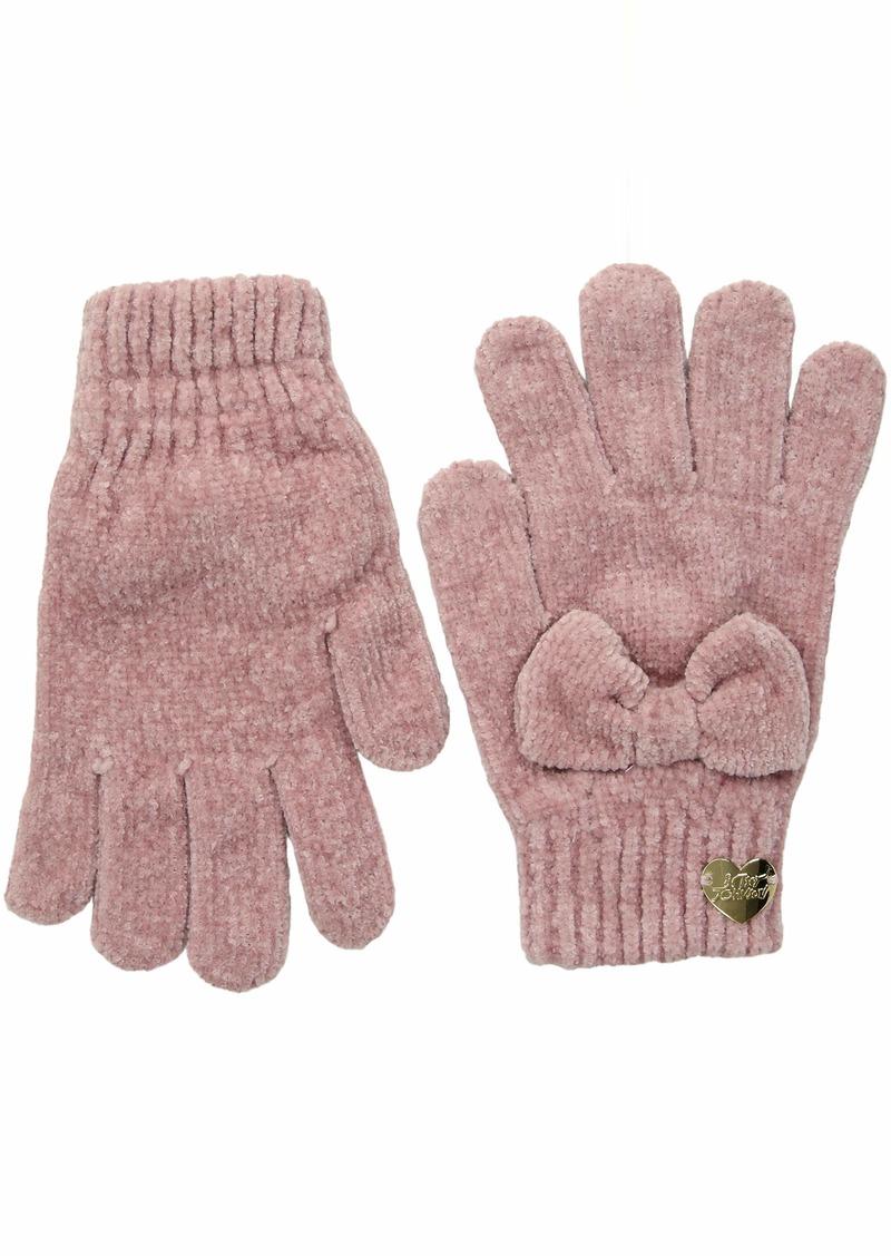 Betsey Johnson Women's Bownanza Glove  ONE SIZE