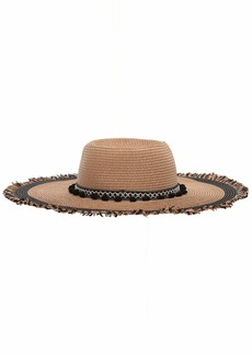 79e5a3120cc58 Betsey Johnson Betsey Johnson Women s Pearly Girl Earflap Hat ONE ...