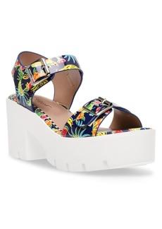 Betsey Johnson Women's Chasse Platform Sandal Women's Shoes