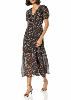 Betsey Johnson Women's Cherry Maxi Dress