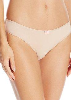 Betsey Johnson Women's Cotton and Lace Bikini Panty