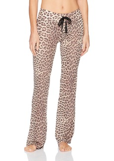 Betsey Johnson Women's Cozy Cashmere Fleece Pant  S