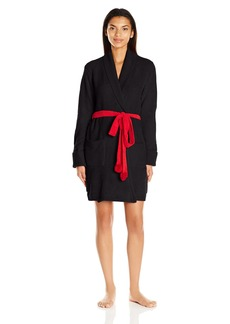 Betsey Johnson Women's Cozy Sweater Robe