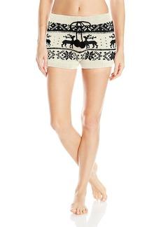 Betsey Johnson Women's Cozy Sweater Short