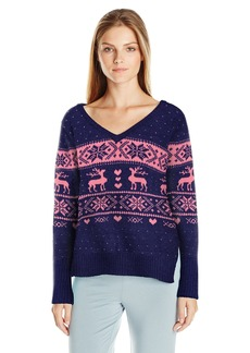 Betsey Johnson Women's Cozy Sweater Top