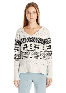 Betsey Johnson Women's Cozy Sweater Top
