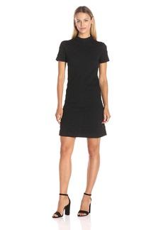 Betsey Johnson Women's Dotted Jacquard Dress