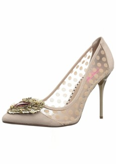 Betsey Johnson Women's Fanne Pump