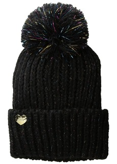 Betsey Johnson Women's Firewerk Cuff Hat