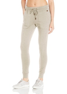 Betsey Johnson Women's Fleece Back Skinny Sweatpant  S