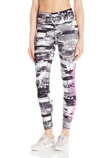Betsey Johnson Women's Floral Collage Printed Ankle Legging