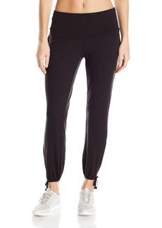 Betsey Johnson Women's Foldover Ankle Tie Pant  M