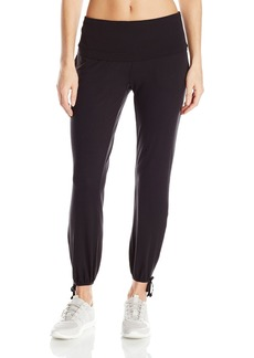 Betsey Johnson Women's Foldover Ankle Tie Pant  S