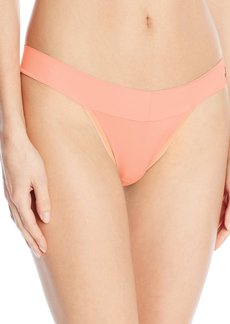Betsey Johnson Women's Forever Perfect Thong Panty