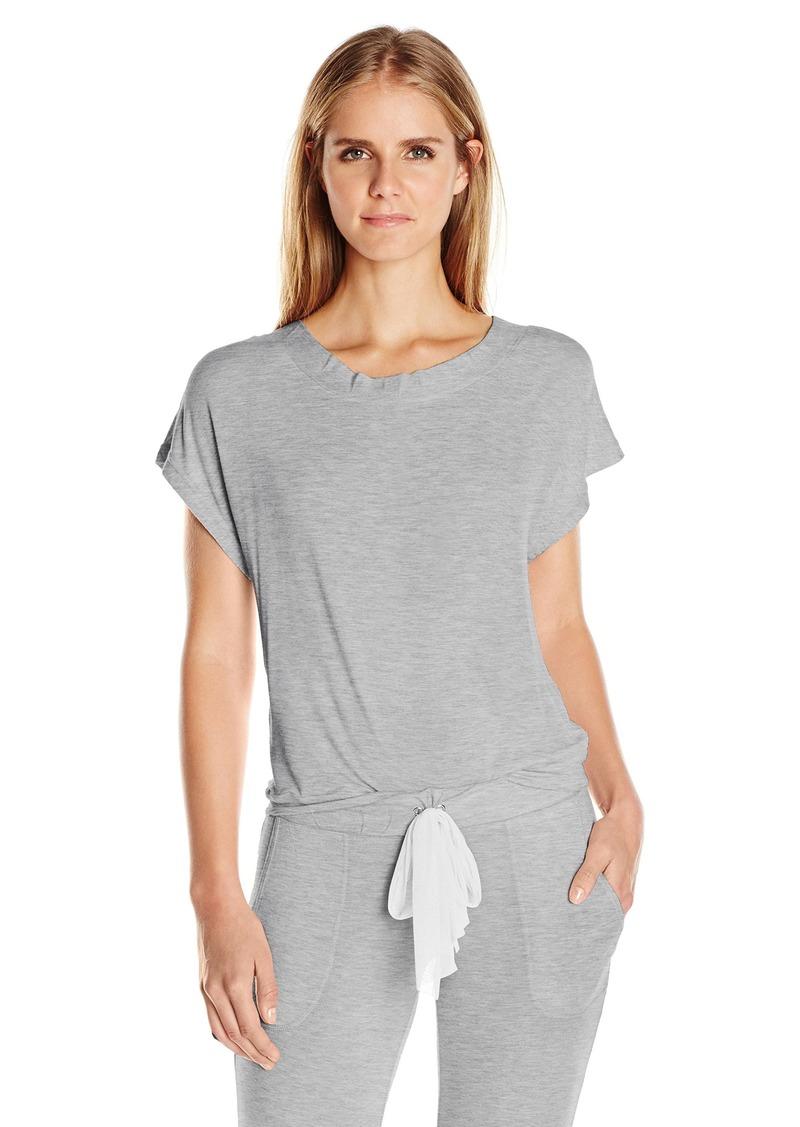Betsey Johnson Women's French Terry Sweatshirt  Small