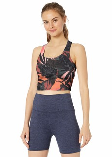 Betsey Johnson Women's Front to Back Crop Tank
