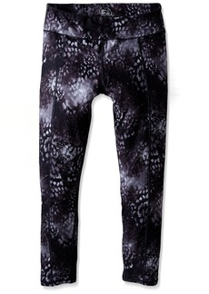 Betsey Johnson Women's Galaxy Printed Ankle Legging