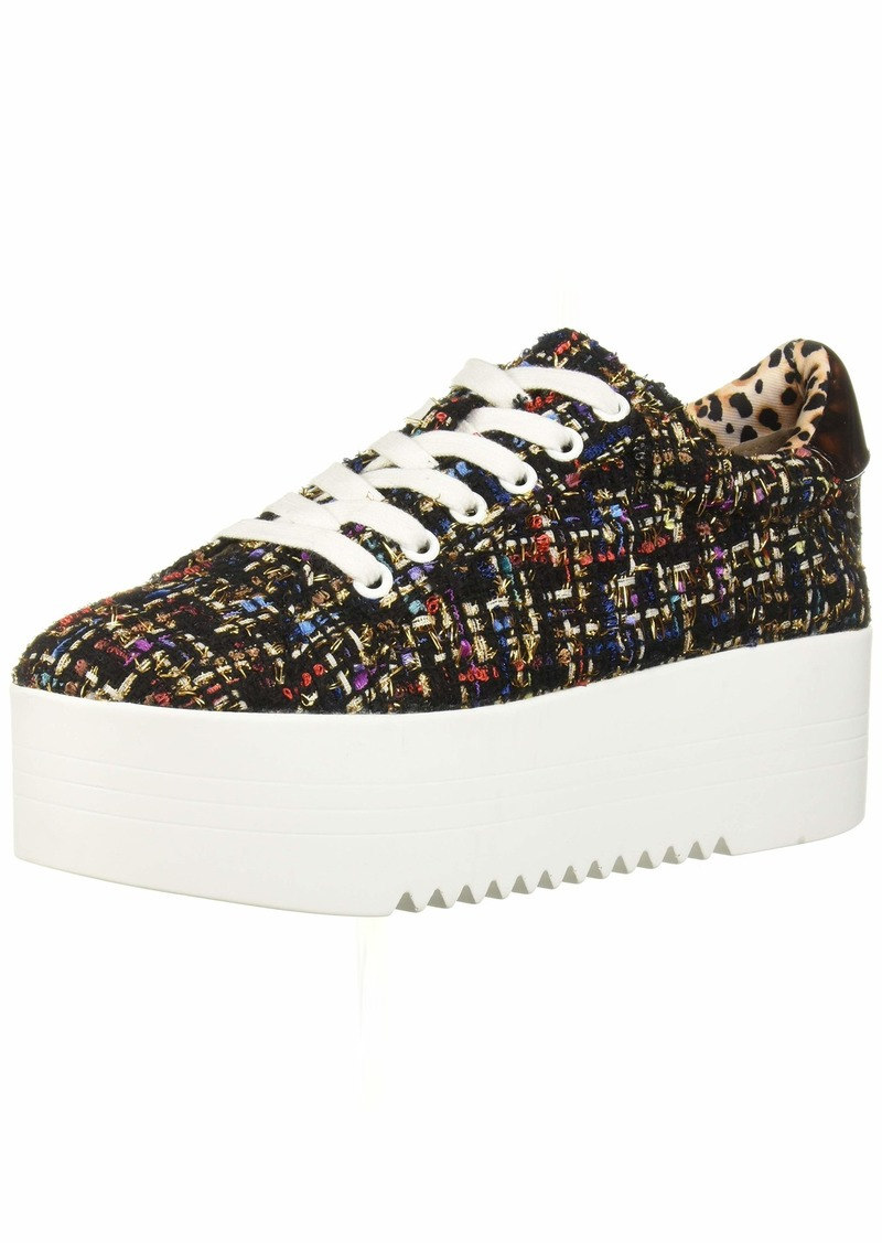 Betsey Johnson Women's Groove Sneaker   M US