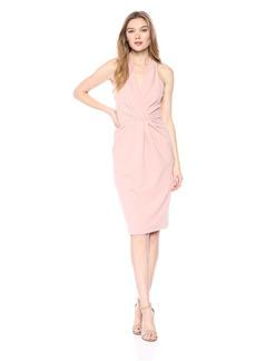 Betsey Johnson Women's Halter Dress