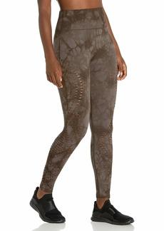 Betsey Johnson Women's High Rise 7/8 Length Seamless Legging